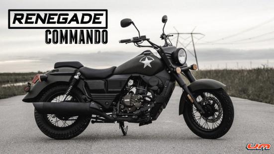 Introducing the Renegade Commando