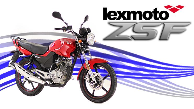 New - Lexmoto ZSF