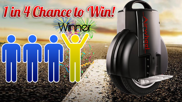 Win an Airwheel Q3